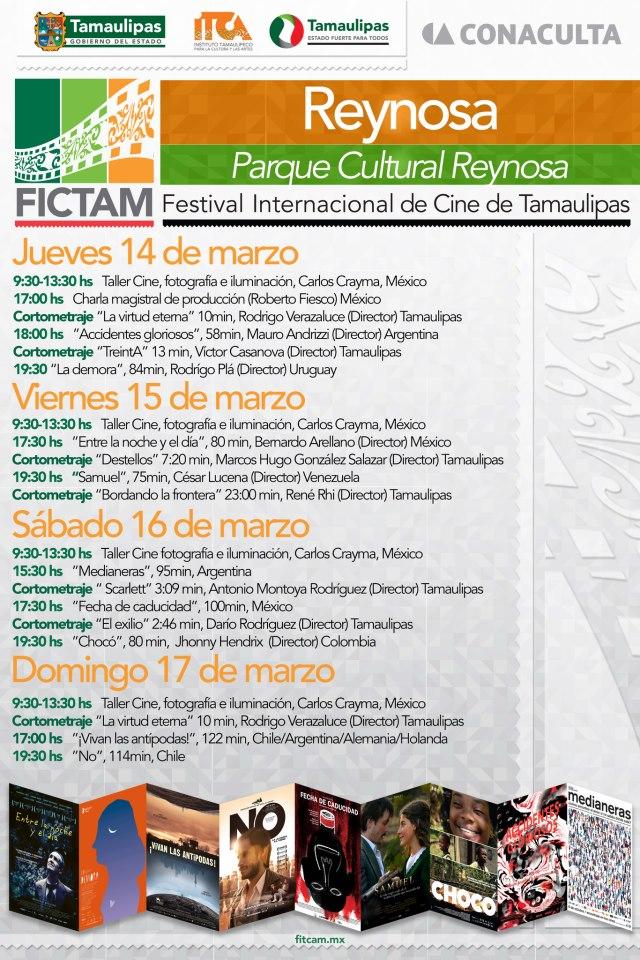 Fechas FIC Tamaulipas
