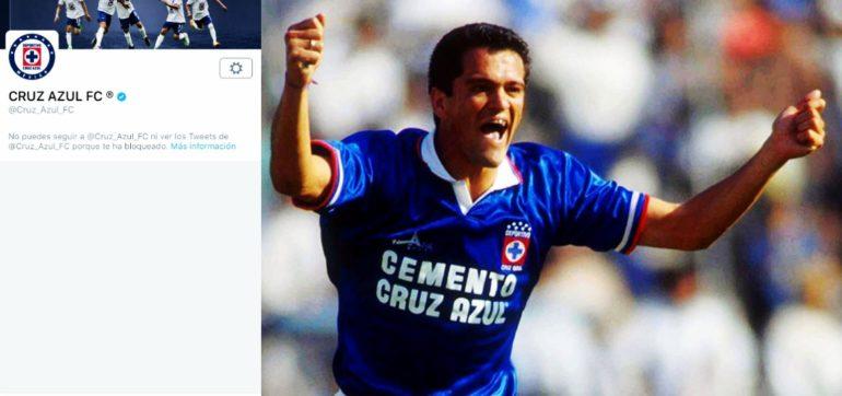 redes, sociales, cruz azul, futbol, mexicano