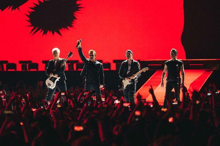 Conciertos U2