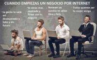 negocios e internet